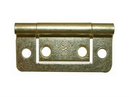 W4 Flush Hinges - Pack 2