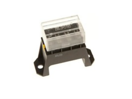 W4 4-Way Blade Fuse Box