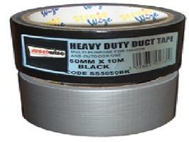 Streetwize Heavy Duty Gaffa Tape 50mm x 10m - Silver