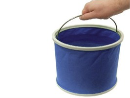 Collapsible Bucket 11 Litre by Leisurewize