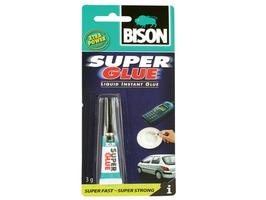 Bison Universal Super Glue 3g
