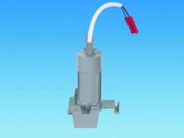 C250 Cassette Toilet Electric Flush Pump