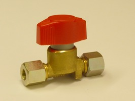 Gas Manifold Valves 8mm