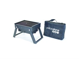 Yellowstone Mini Folding BBQ with Carry Bag