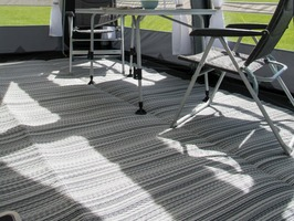 Kampa Ace AIR 500 Continental Cushioned  Carpet Exquisite