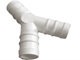 W4 Hose Connector 'Y' Piece