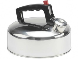 Kampa Sukey Stainless Steel 2L Whistling Kettle