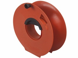 Cordwheel Cable Tidy for 25 Metre Hook Up Cable
