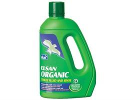 Elsan Organic Toilet Fluid & Rinse 2 Litre