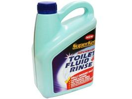 Elsan Superkem Toilet Fluid & Rinse 2L