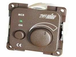 CBE Electronic Switched Dimmer 3a - Grey