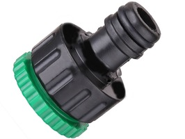 "Tap Connector & Reducer (1/2""-3/4"") Metric/Imperial"