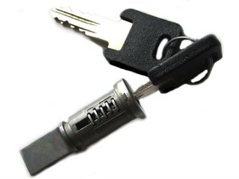 Caravan WD  Barrel Lock Long Tang and 2 Keys