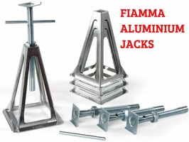 Fiamma Aluminium Jacks Set 4