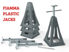 Fiamma Plastic Jacks Set 4