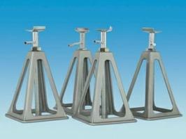 Carajack Aluminium Axle Stands Set of 4