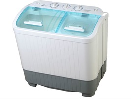 Crusader Twin Tub Deluxe Portable Washing Machine