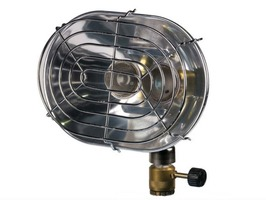 Kampa Double Parabolic Portable Gas Heater