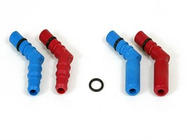 Reich Tap Ridged Connector and O Ring Blue