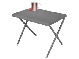 Kampa Grey Mini Plastic Table