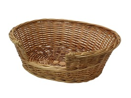 JVL Willow Pet Basket