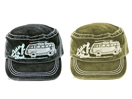 VW Military Style 'Surf the Street' Baseball Cap