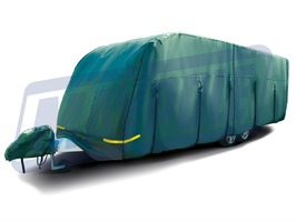 Maypole Premium Breathable Caravan Covers with FREE Hitch Cover