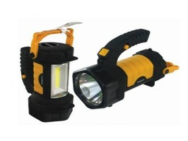 Kingavon 3W COB Spotlight with Swivel Handle & LED