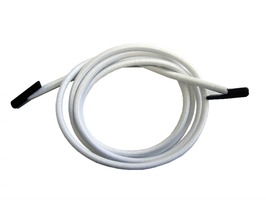 Lafuma RSX Replacement Elastic Lacing Cords Set 4 White