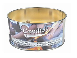 Fallen Fruits Garden Citronella Candle in Tin