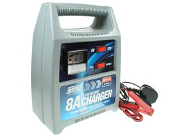 Maypole 8 Amp 6V / 12V Battery Charger