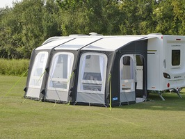 Kampa Ace AIR Pro 400 Inflatable Caravan Awning