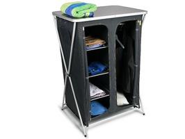 Kampa Maddie Tall Camping Cupboard / Wardrobe