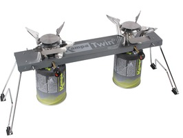 Kampa Twin Two Burner Gas Stove