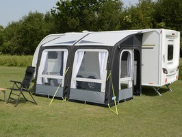 Kampa Rally AIR Pro 330 Caravan Awning