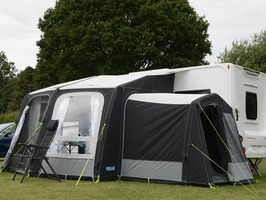 Kampa Pro Inflatable Tall Annexe with Inner Tent