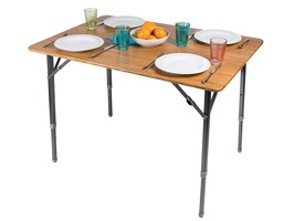 Kampa Dometic Bamboo Table Large