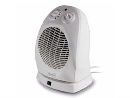Kampa Mistral 230v Oscillating Fan Heater