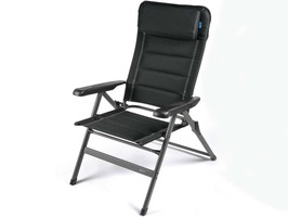 Kampa Firenze Luxury - High Back Padded Reclining Chair