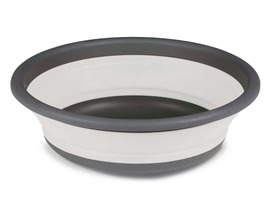 Kampa Medium Collapsible  Washing Bowl Grey