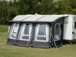 Kampa Ace AIR 400 All Season Caravan Awning