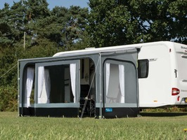 Kampa Revo Zip Privacy Rooms