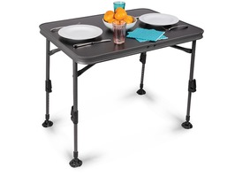 Kampa Element Waterproof Table Medium Charcoal