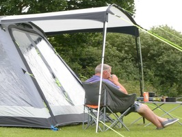 Kampa Travel Pod Motion AIR Canopy