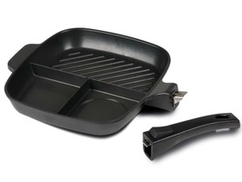 Kampa 3 Section Non-Stick Frying Pan