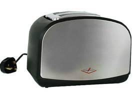 Powerpart 230V Chrome Toaster