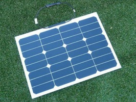 Sunshine Solar Flexible Curve 30 Watt Panel