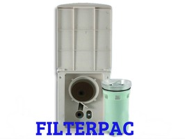 Filterpac Water Filter Housing complete with Filter Cartridge