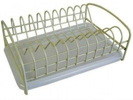 Quest Mini Dish Drainer with Tray