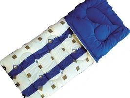 Royal Umbria King Luxury Sleeping Bag  Blue